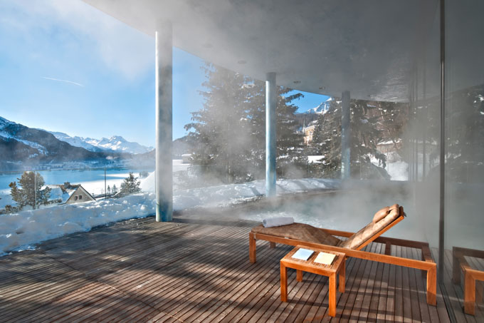 Luxury Escape of the Day | St. Moritz, Switzerland | Penthouse Rental