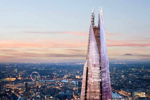 The Shard luxury residences