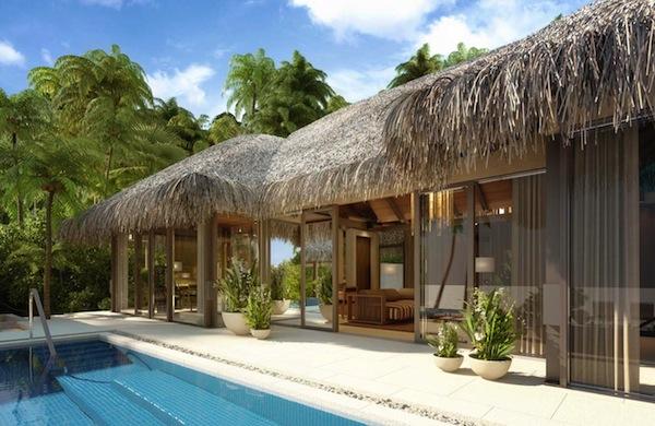 Velaa Private Island in te Maldives