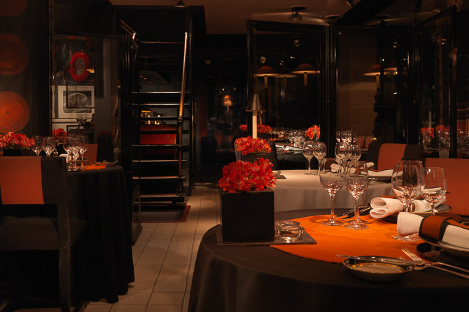 Blakes Hotel restaurant