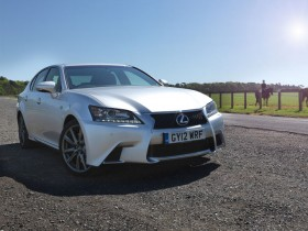 Lexus GS 450h F-Sport 2013 review