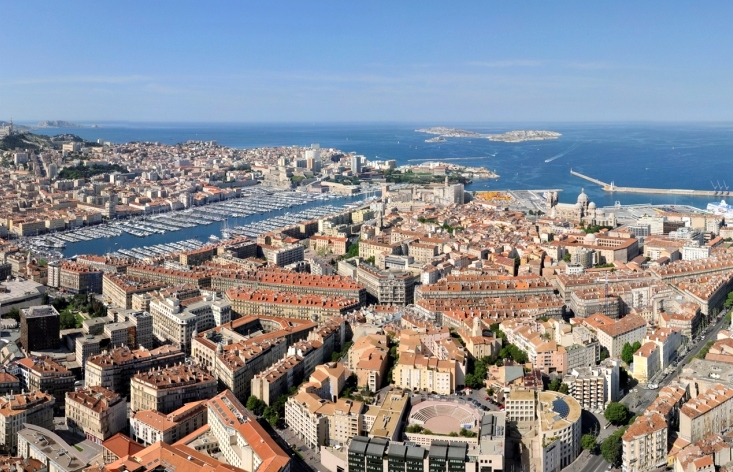 Marseille city of culture
