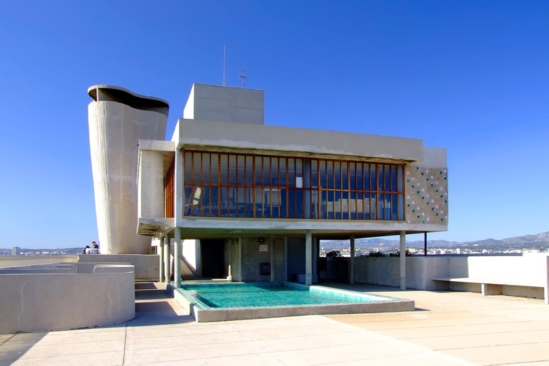 A new look for marseille design culture and le corbusier for Architecture le corbusier