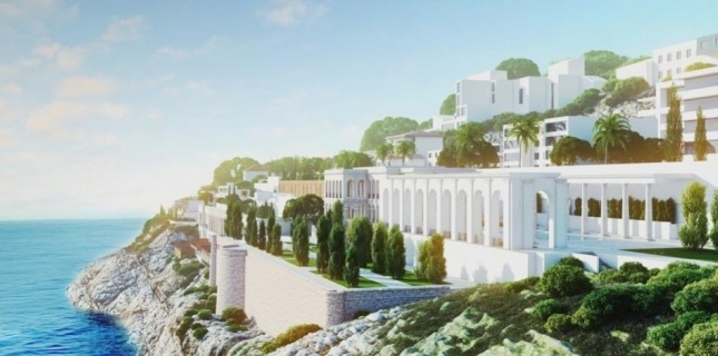 Luxury residences for sale on the French Riviera