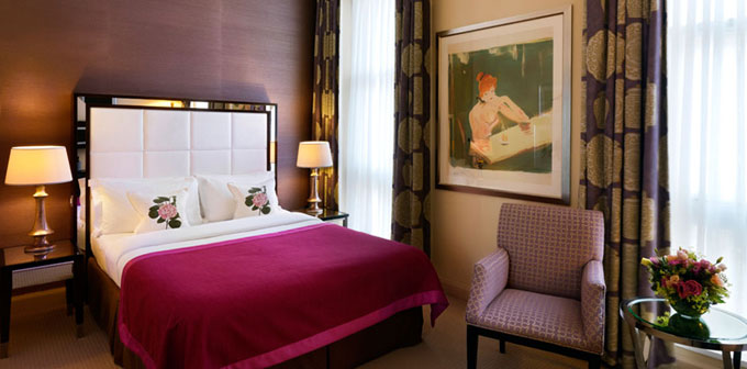 The Mandeville Hotel Deluxe Suite