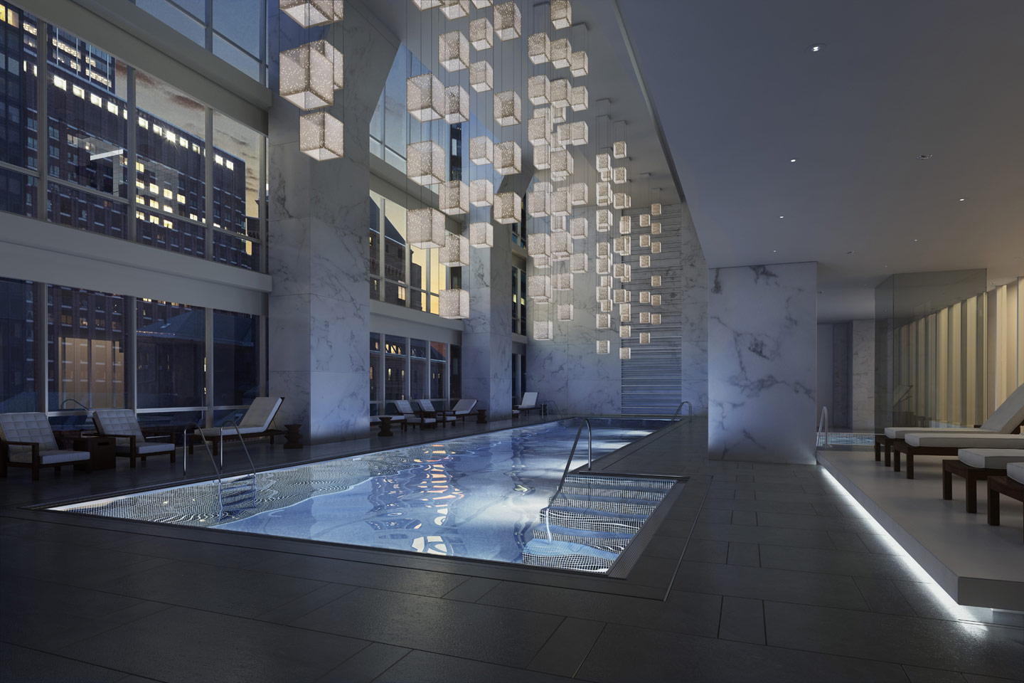 New York One57 apartments