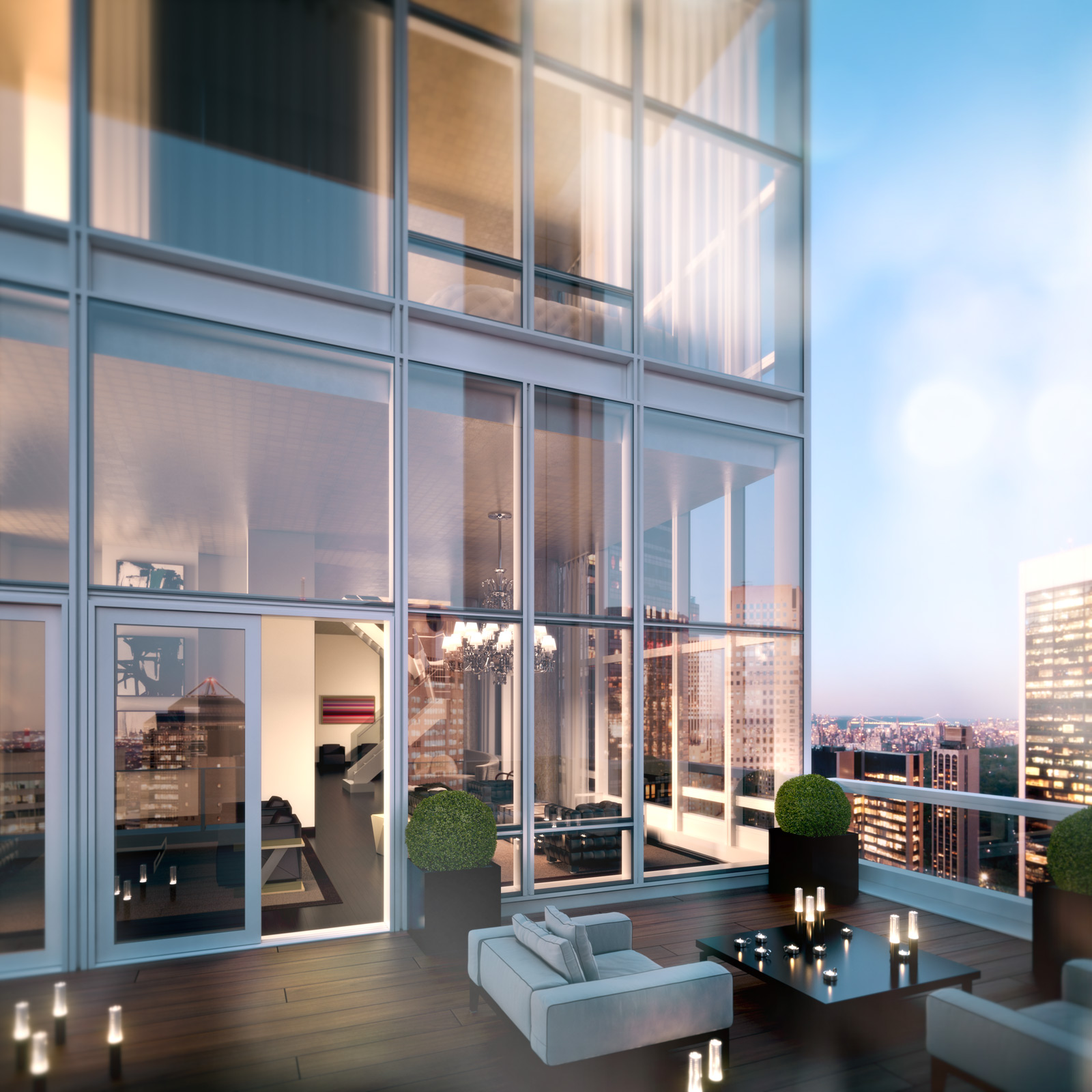 nyc luxury apartments. Baccarat luxury residences Hotel  Residences New York the legendary brand joins