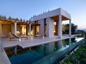 Aman Villas at Amanzoe prepares to welcome first residents this spring