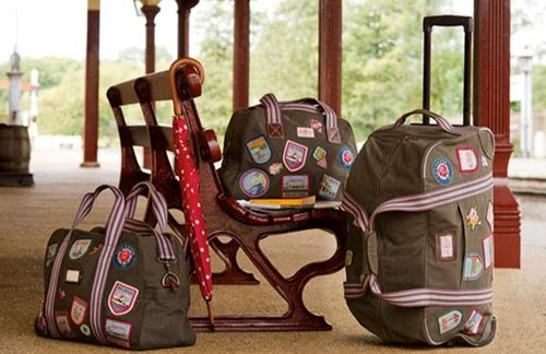Cath Kidston Patches Bags