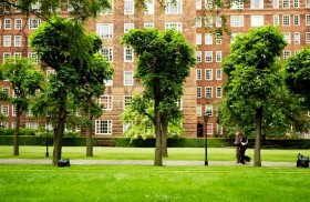 Pimlico's Dolphin Square offers the best of village living without the need to travel