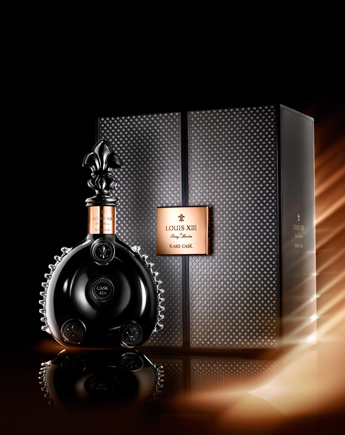 LOUIS XIII Rare Cask with box