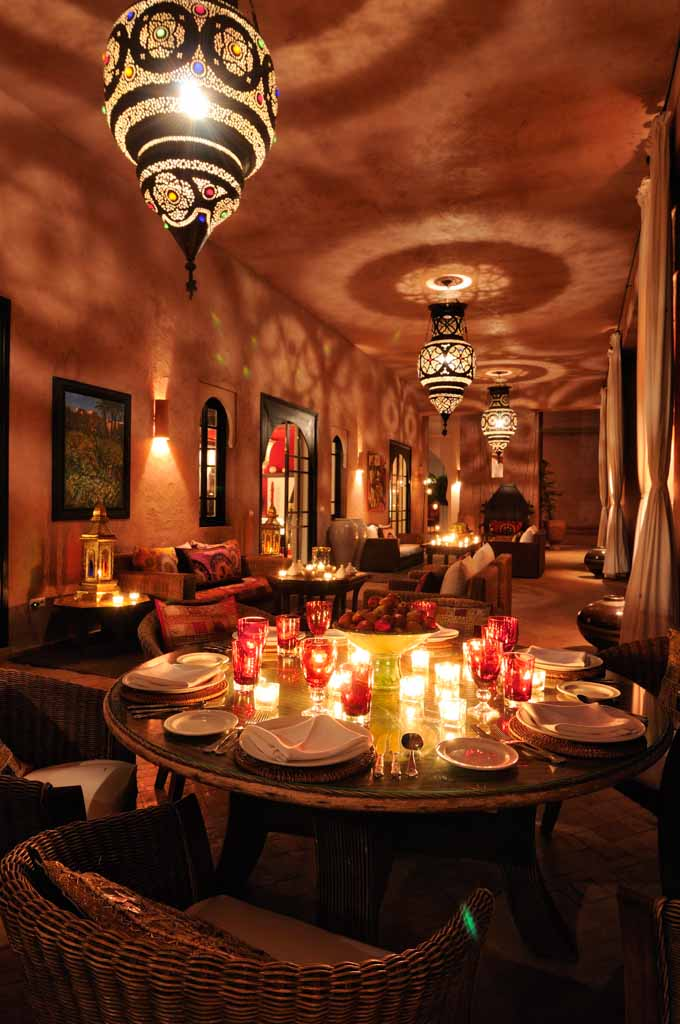 Luxury Escape of the Day | Ezzahra, Marrakech | Villa Rental