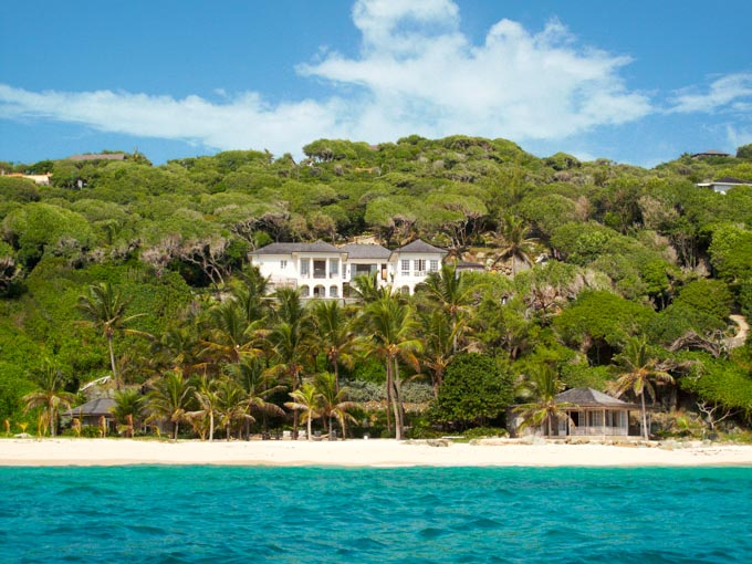 Day Mustique Caribbean Villa Rental