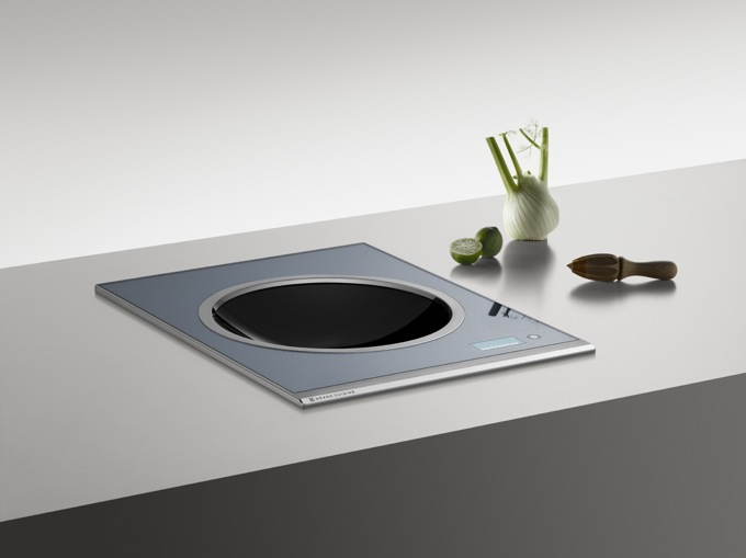 Grand Cuisine: Full-Integrated Induction Hob