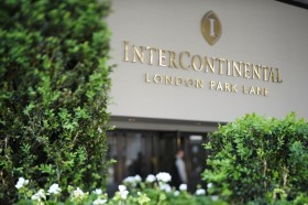 Club Columbia arrives at Park Lane | Harry Sasson at The InterContinental