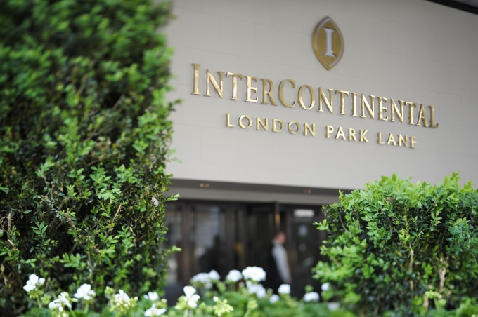InterContinental London Park Lane - Exterior