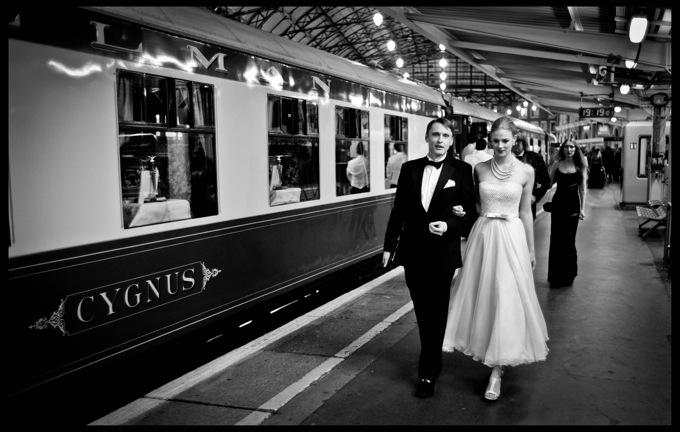 Global Party on the Orient Express,