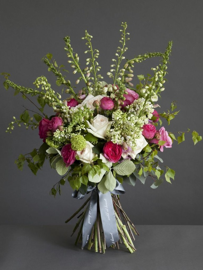 Wild at Heart Chelsea Bouquet