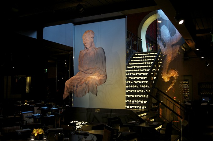 Buddha-Bar London interior