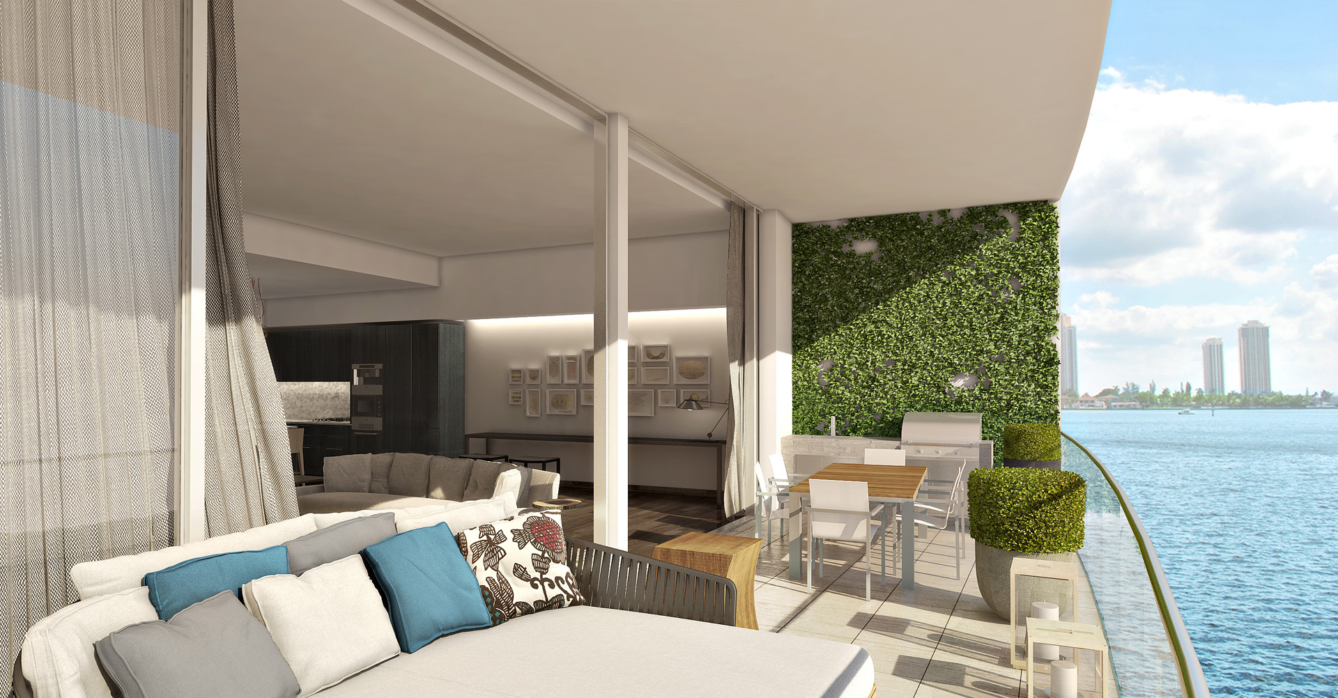 New residential project Miami