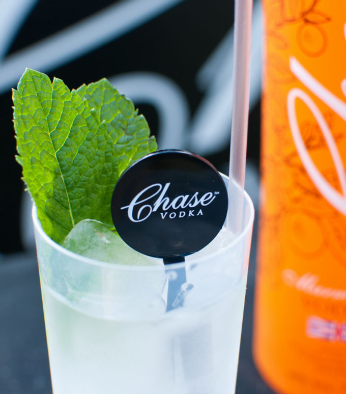 Henley Champagne and Cocktail Club - Chase Vodka