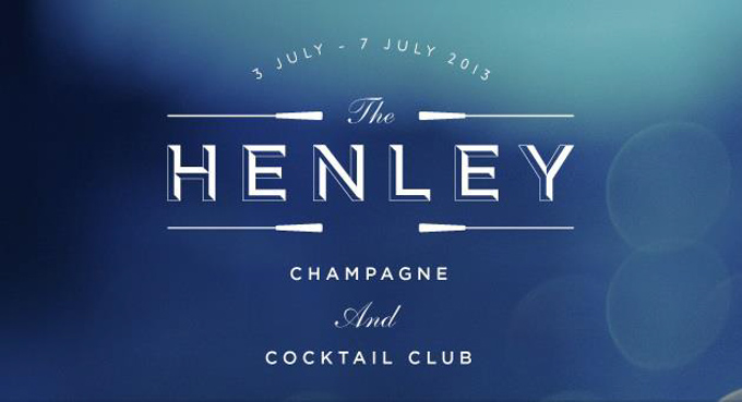 The Henley | Champagne and Cocktail Club