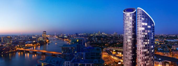 Nine Elms, South Bank, London