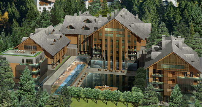 The Chedi Andermatt Summer