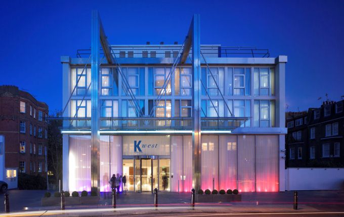 The K West Hotel and Spa