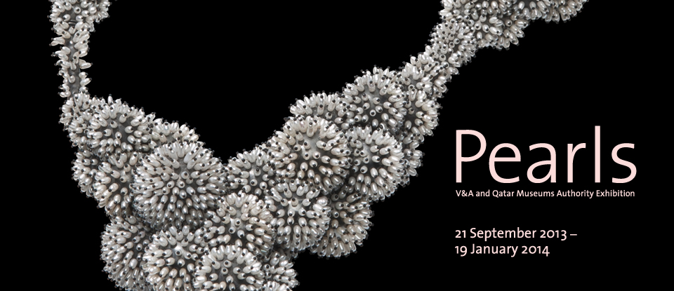Pearl Exhibition at Victoria & Albert Museum