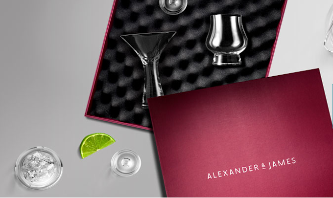 Alexander & James | Luxury Libations Delivered To Your Door