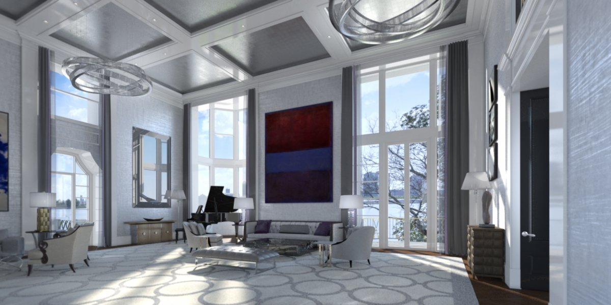 The Most Expensive New York Townhouse on the Market for 130 Million Dollars