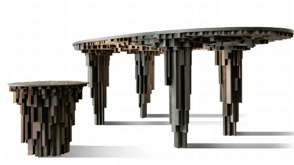 Tamim Daoudi's Paris Design Week featured piece