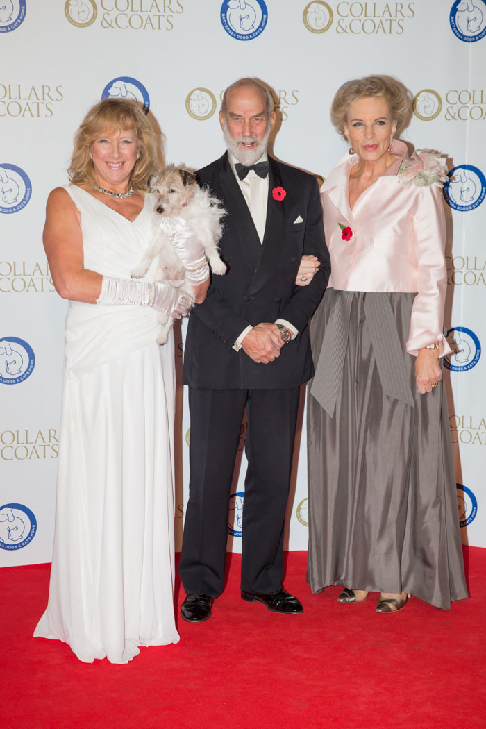 Battersea Dogs & Cats Home Collars & Coats Gala Ball 2013