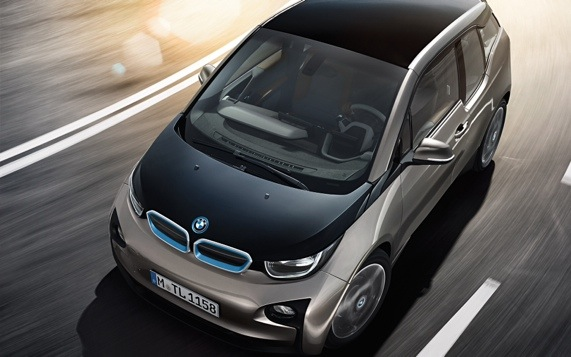 The Brand New BMW i3