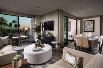 New and Exclusive Condo in the Heart of Beverly Hills