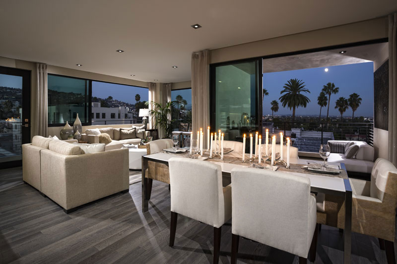 Exclusive condo Beverly Hills