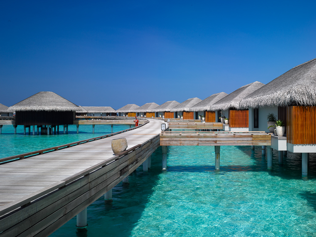 Spa My Blend by Clarins at Velaa Private Island - Over-water villas