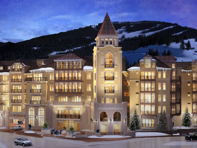 Ritz Carlton Vail Colorado