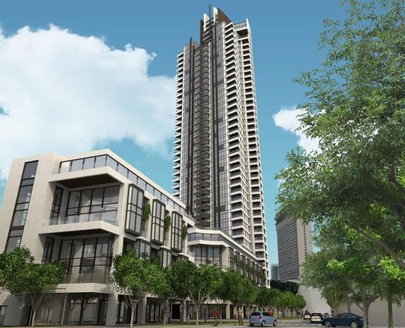 White City Luxury Complex in Tel Aviv