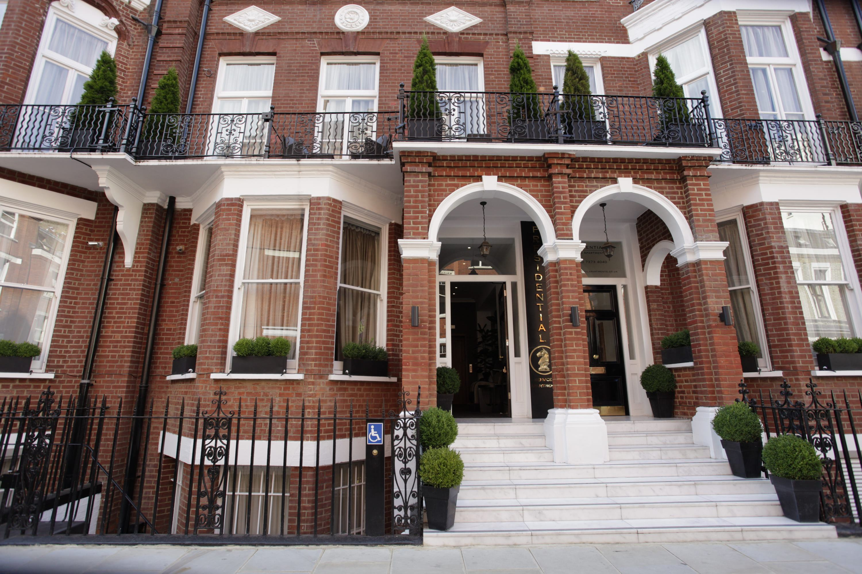 An oasis of calm, luxury and privacy in the heart of London: Presidential Apartments