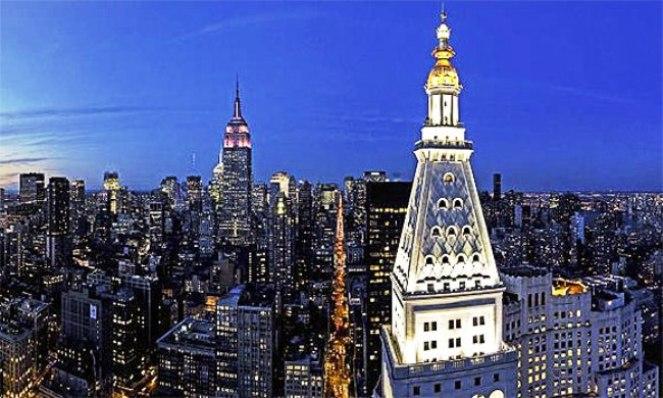One Madison penthouse