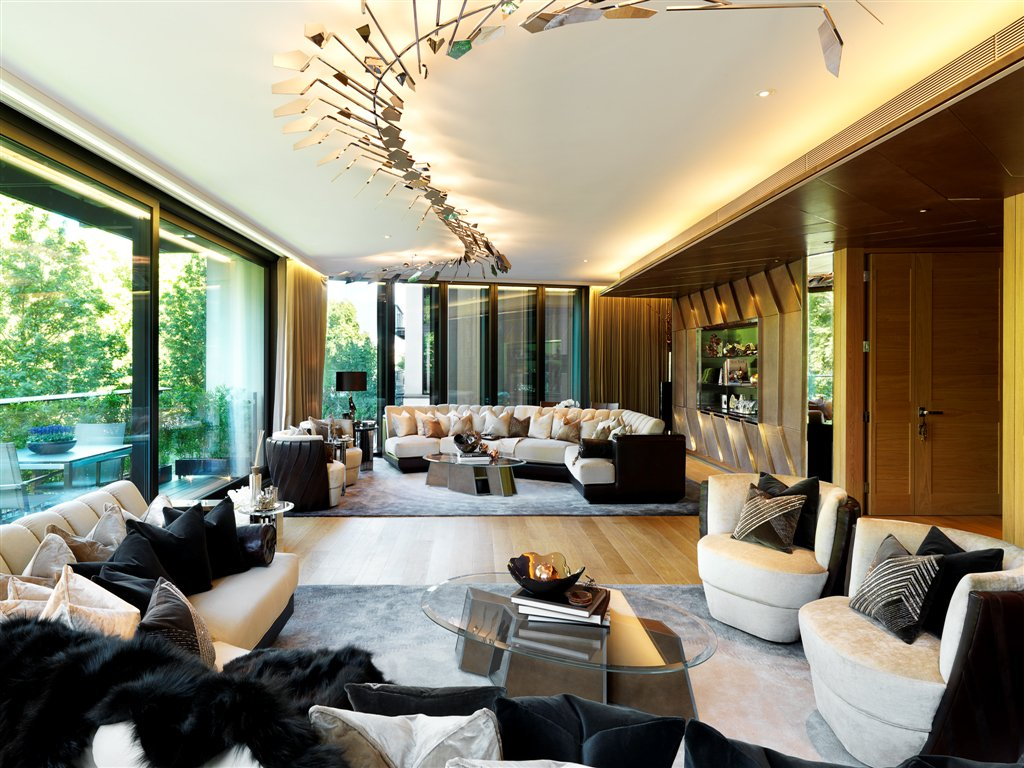 London: Record Price for an Apartment in One Hyde Park