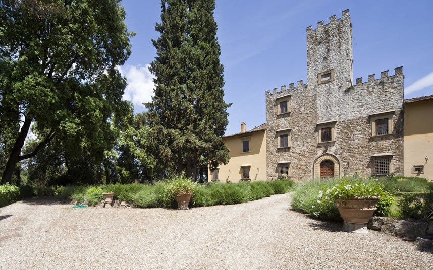 Impruneta Castle