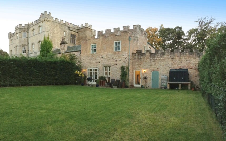 Durham Jasmine House