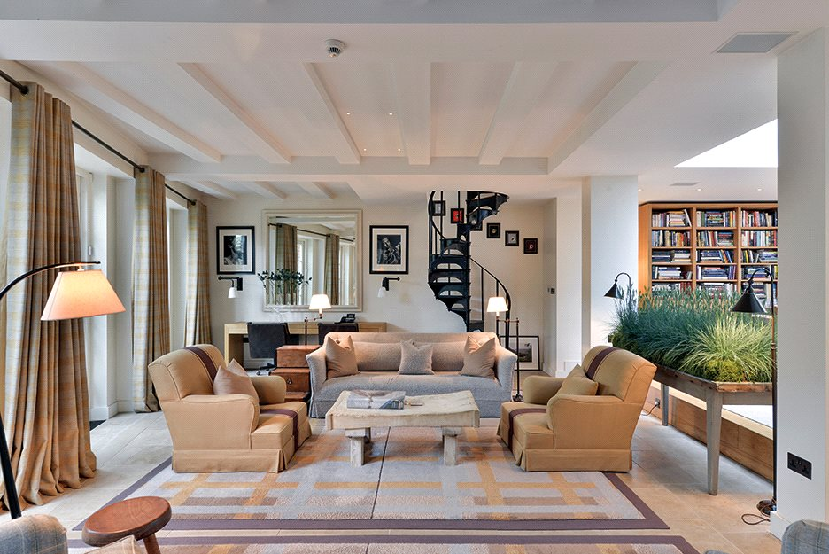 London: Sting's House is on the Market