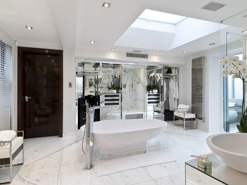 £50.000 for a Week's stay in London's Most Expensive Penthouse