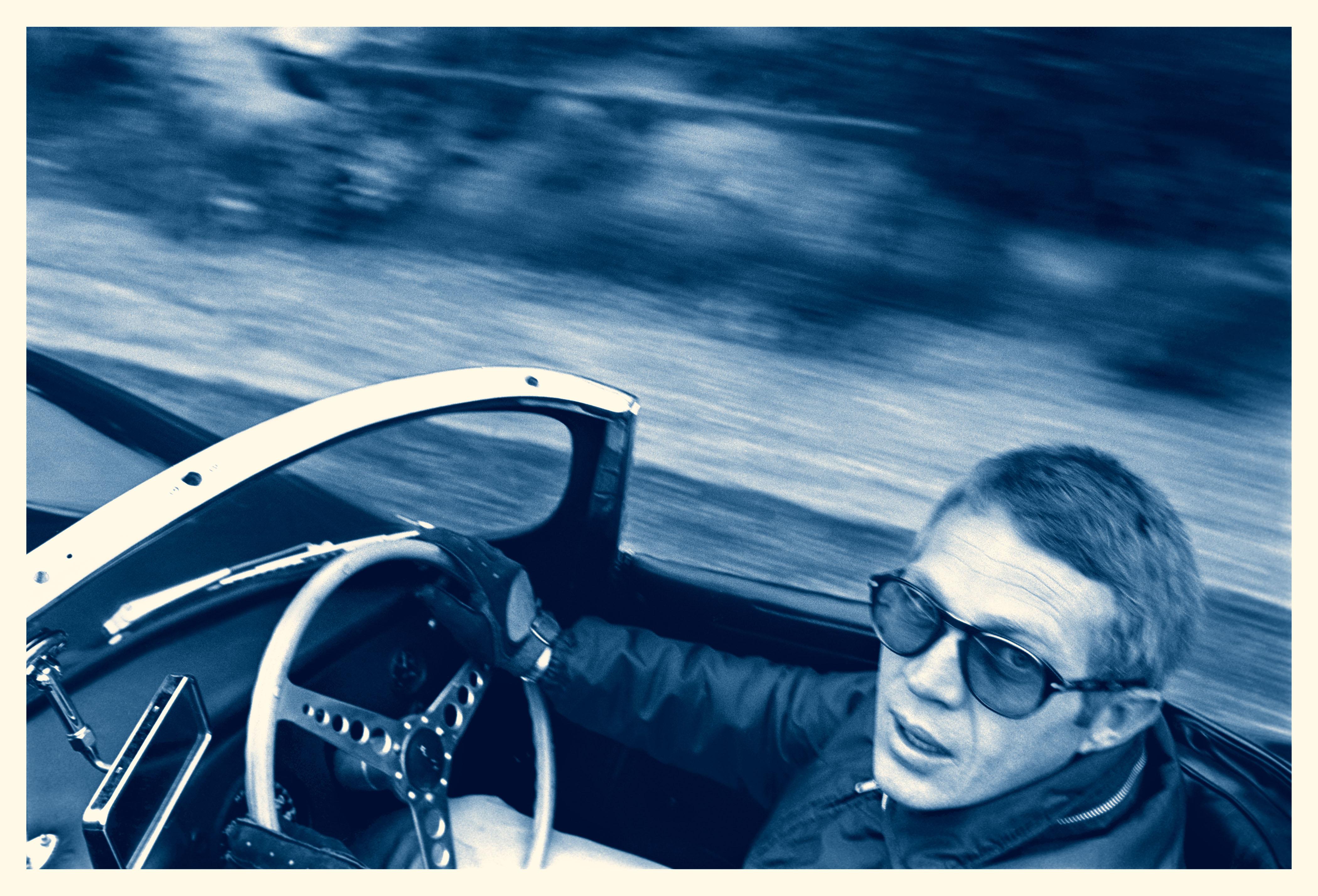 Steven McQueen in Persol 714