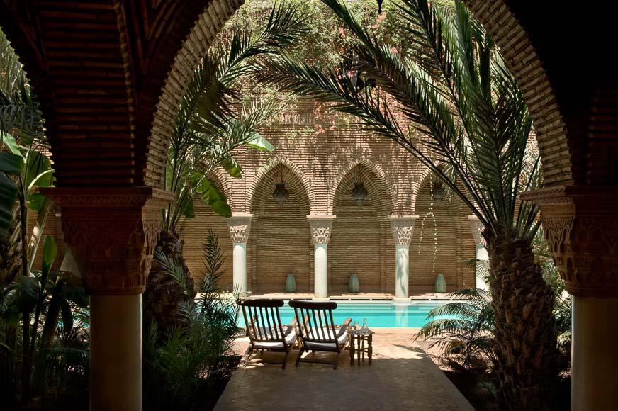 Pool at La Sultana
