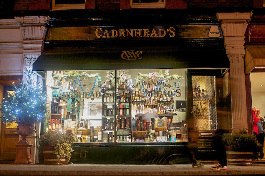 Cadenheads Christmas